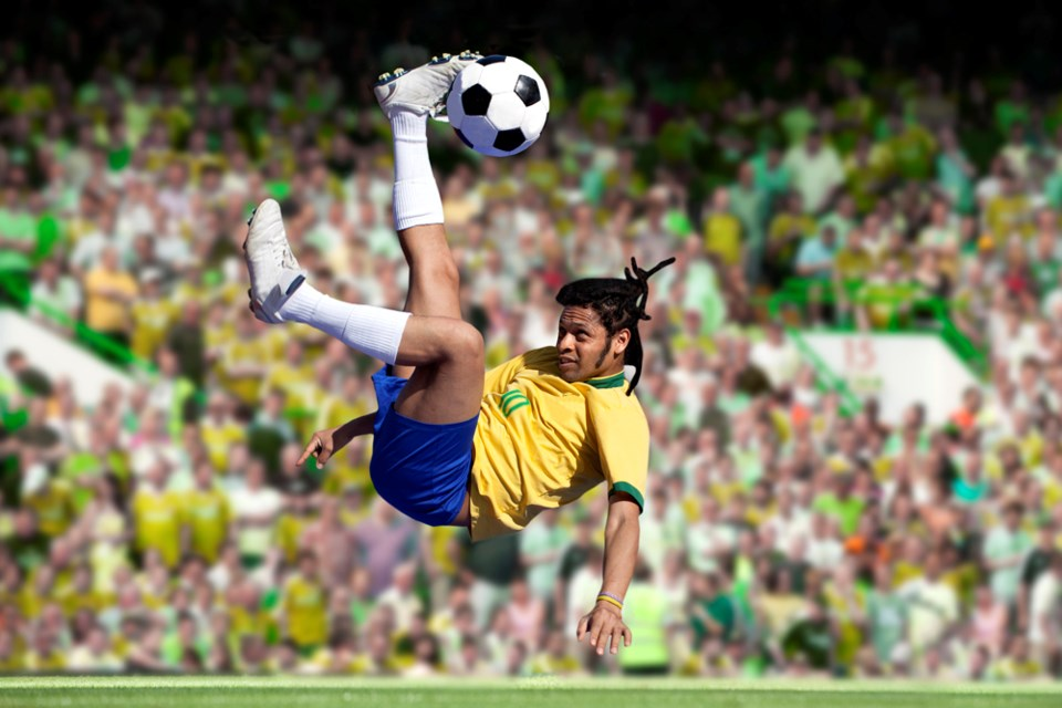 Bicycle kick GettyImages