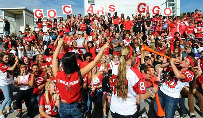 Buchanan Bowl fans 2012 Cindy