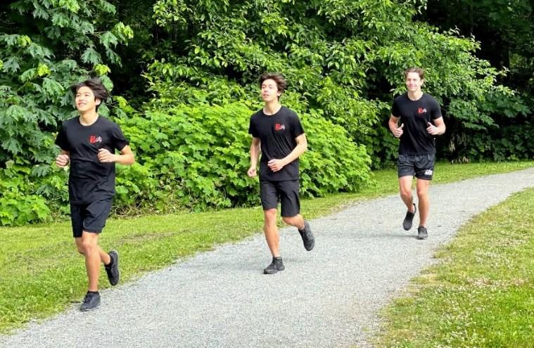 Carson runners