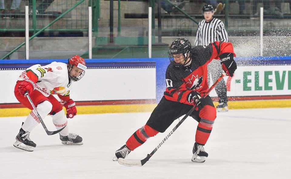 Connor Bedard - credit Ryan McCullough HHOF-IIHF Images - web