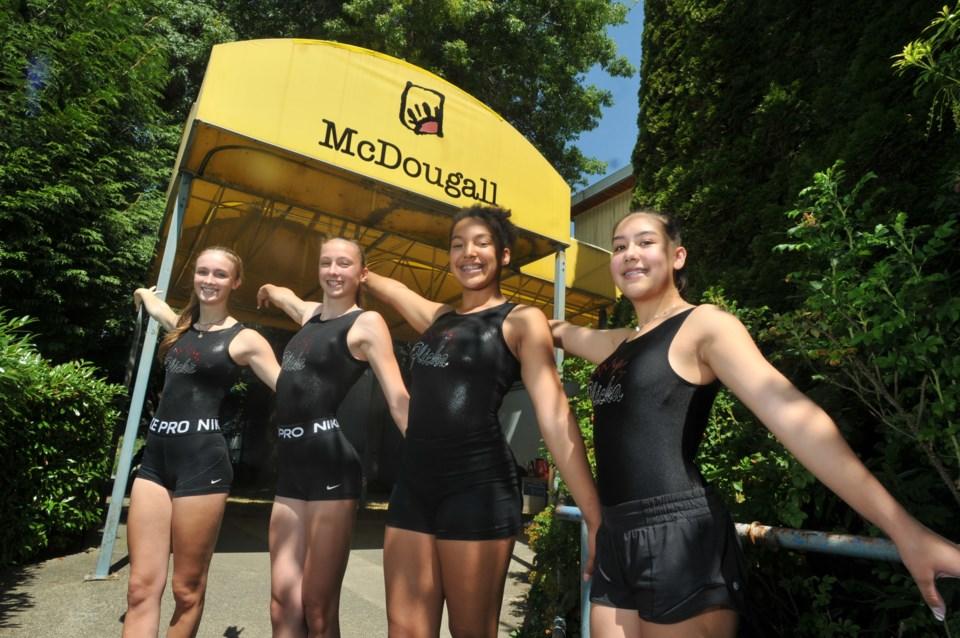 Flicka Gymnastics Club move to Mickey McDougall