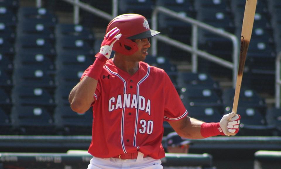 Michael Crouse Baseball Canada - web