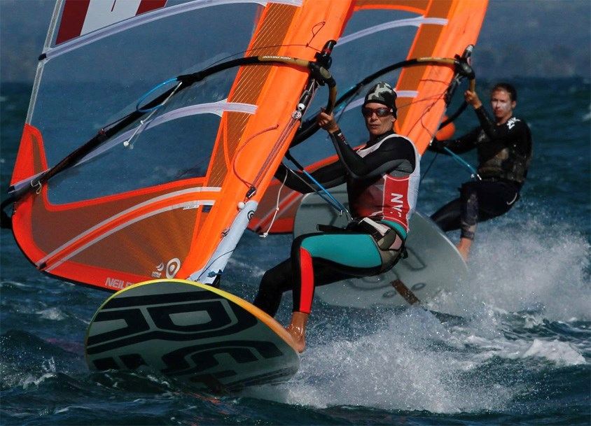 West Vancouver windsurfer Nikola Girke is gearing up for her fifth trip to the Olympic Games.