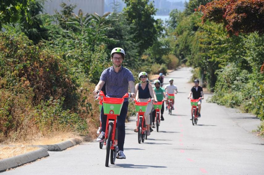 Lime Bike City of North Vancouver web