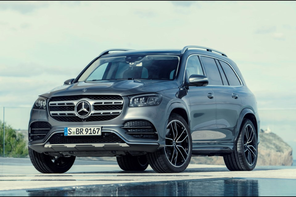 The 2021 Mercedes-Benz GLS  stands tall in a crowded luxury SUV market with an impressive array of features, performance, and luxury.