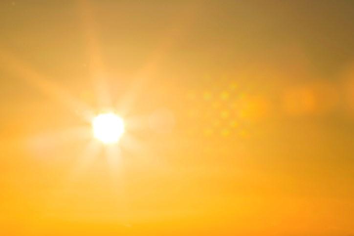 Heat wave (Getty)