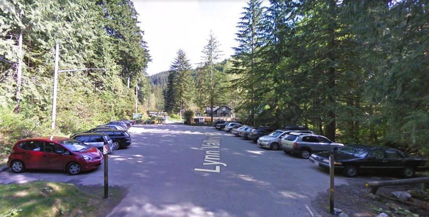 Lynn Headwaters parking web