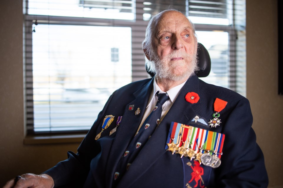 WWII Veteran 4662