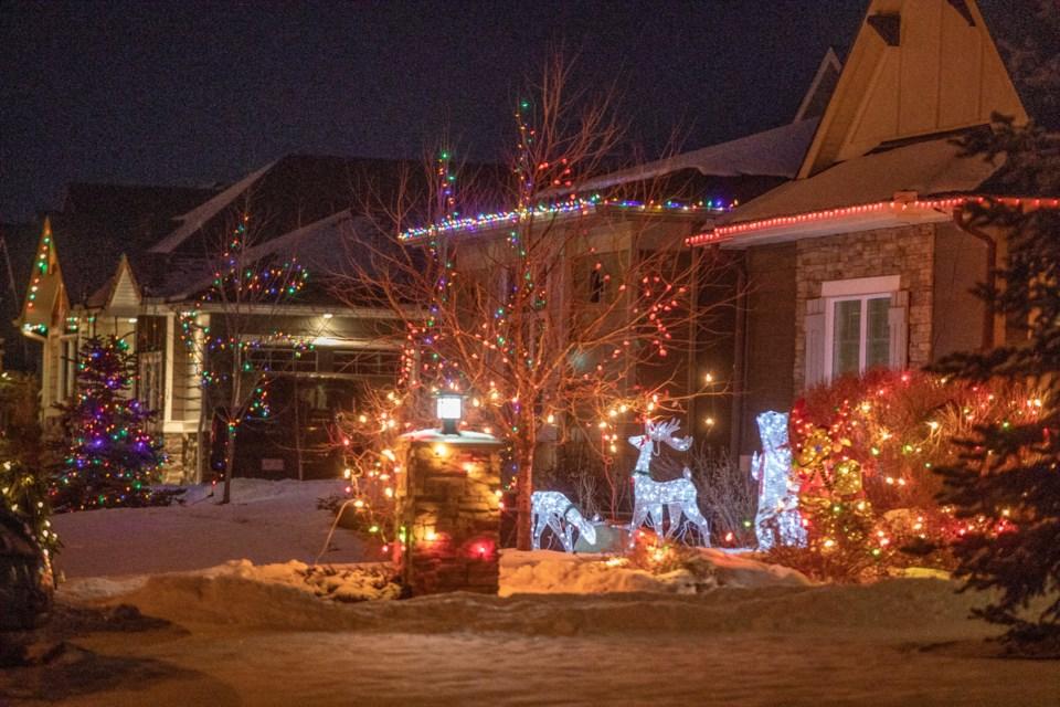 Christmas Lights 0910