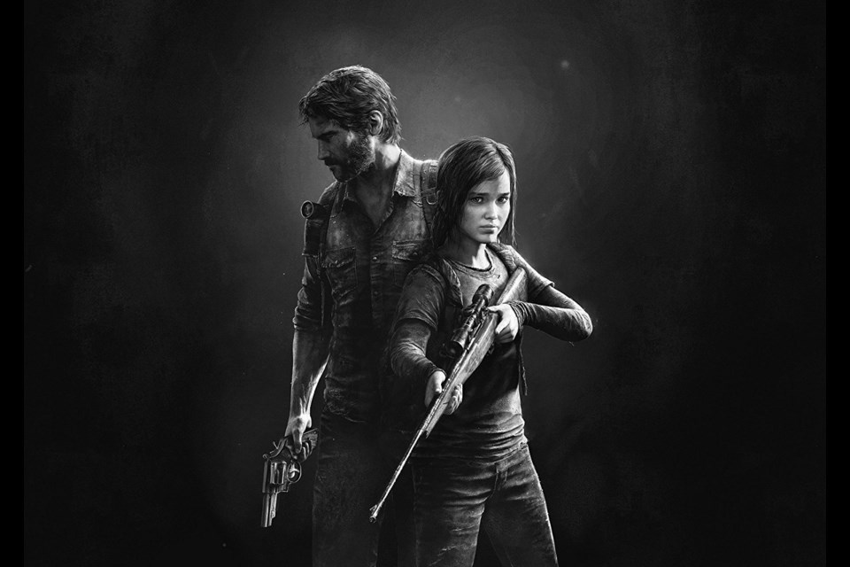 """Promotional artwork from the remastered edition of blockbuster videogame """"The Last of Us"""", which HBO is producing into a TV series. Casting calls have been put out in Okotoks, High River, Fort Macleod and area for extras."""