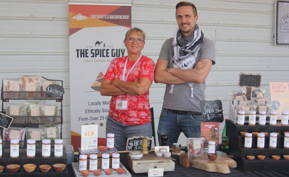 Both - The Spice Merchant
