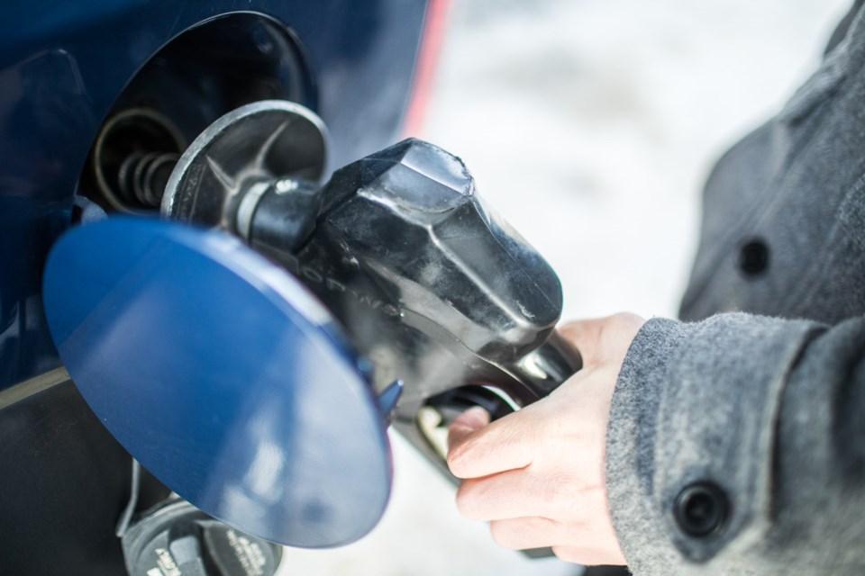 Gas Pump 2226