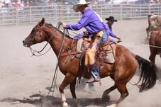 The Bar U Ranch National Historic Site near Longview plays host to the Old Time Ranch Rodeo on Aug. 10 from 12:30 p.m. to 4 p.m. Admission for families is $19.60, for adults