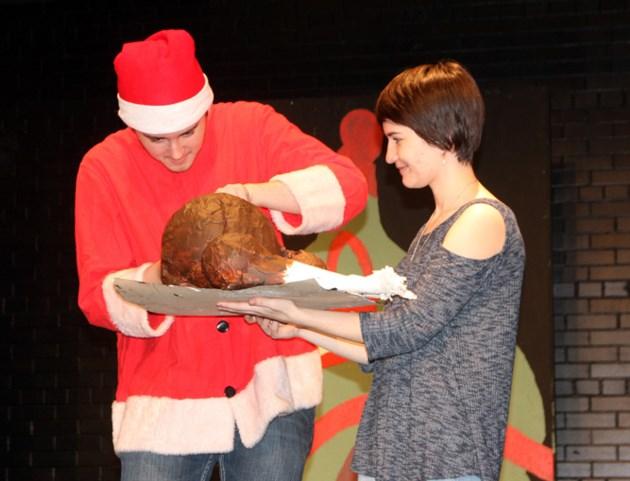 The Grinch Who Stole Christmas Mayor.Oilfields Students Add To The Grinch Okotokstoday Ca