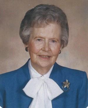 CLARK Frances Marian