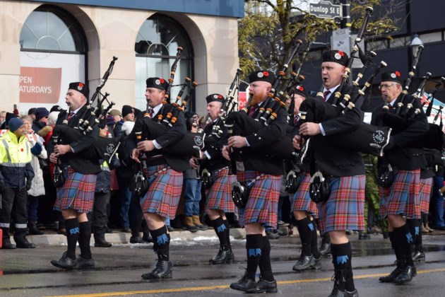 barrie pipes and drums