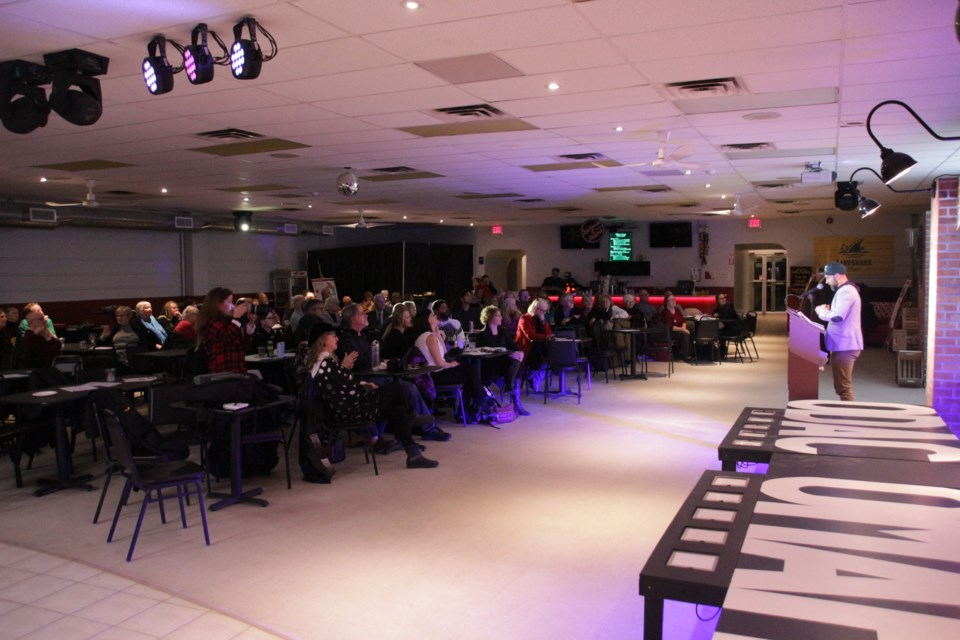 Last year, the Regional Arts and Heritage Awards were presented at the Geneva Event Centre in downtown Orillia. The pandemic has forced the event to move online this year. Mehreen Shahid/OrilliaMatters File Photo
