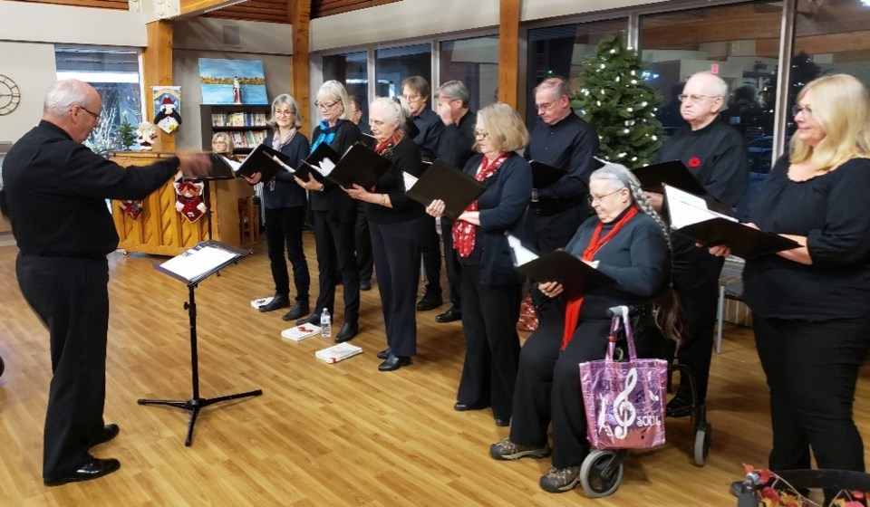 orillia vocal ensemble christmas concert