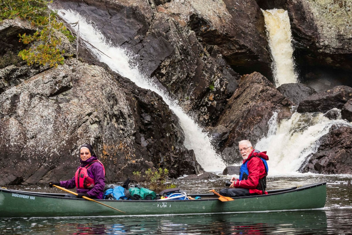 History lovers use canoes to trace roots of Group of Seven art