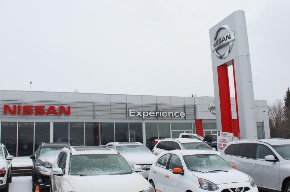 2019-01-09 Experience Nissan Orillia