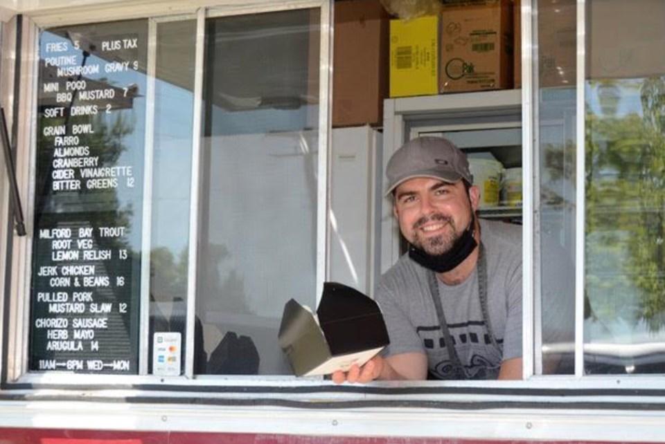 2021-04-22 Joel Bennett Black Boxes Food Truck