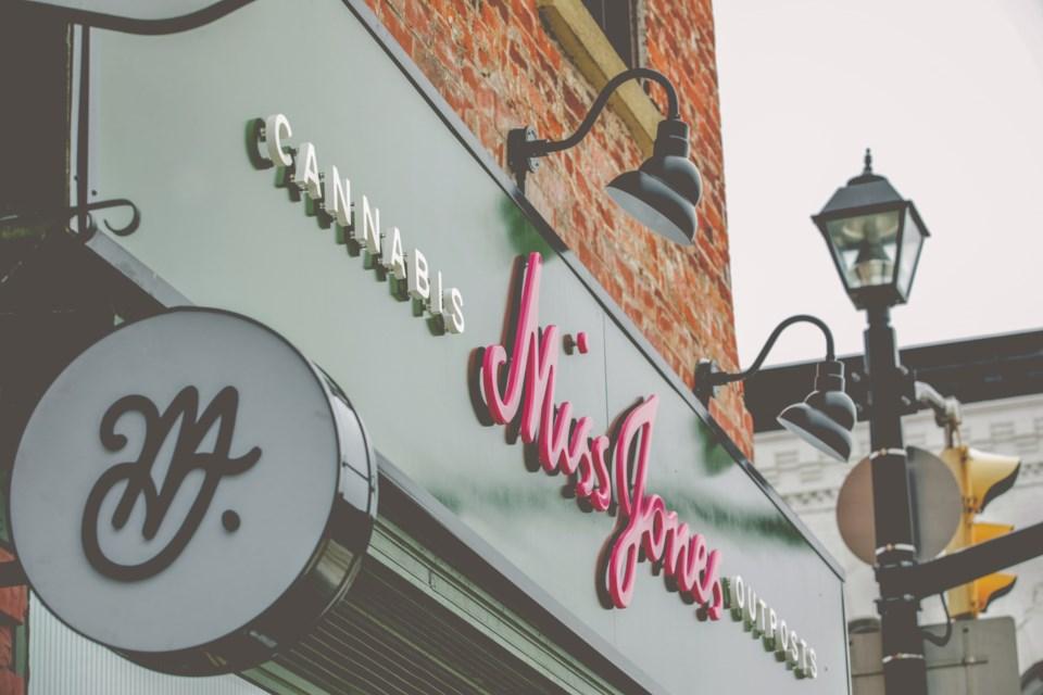 Miss Jones Cannabis Outposts