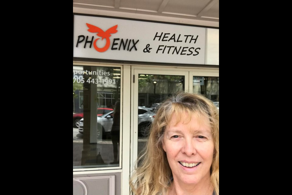 Phoenix Health & Fitness owner Susie Thisdelle was relieved to open her doors again on Monday after being closed to the general public for over three months.