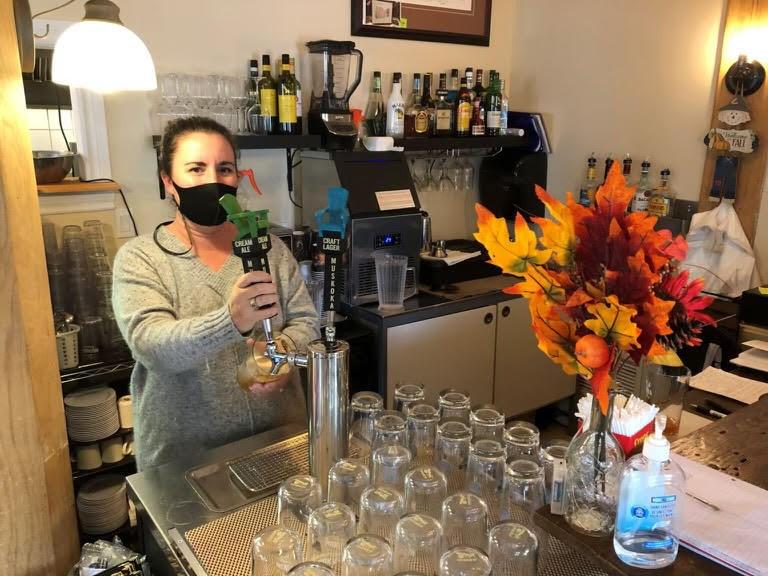 Riverside Hideaway owner Pamela Venne invites community members to her restaurant for this Saturday's grand opening.