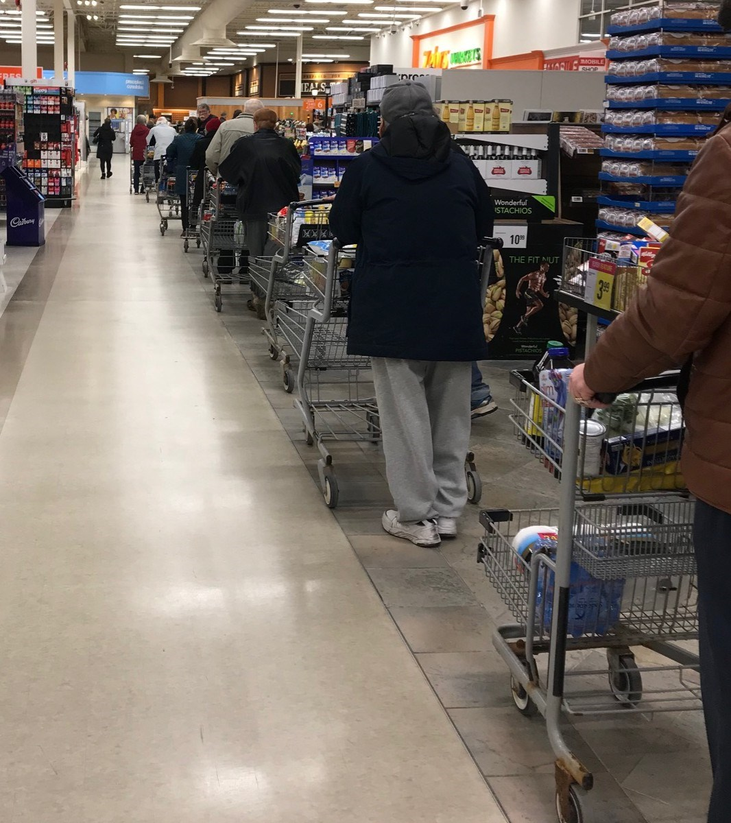 Exclusive Shopping For Vulnerable Seniors A Hit At Orillia