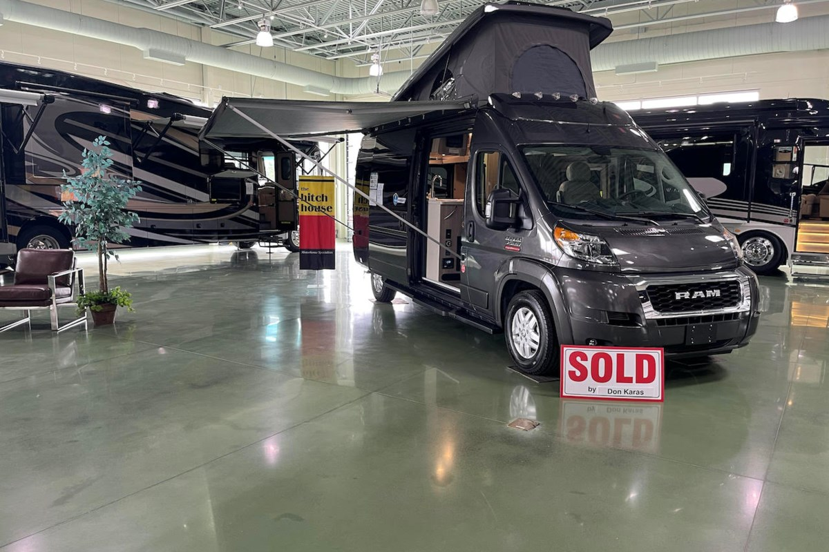 Local RV, trailer stores struggling to keep up with soaring demand