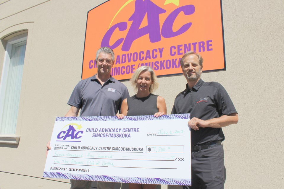 2018-07-06 Kiwanis donation to CAC