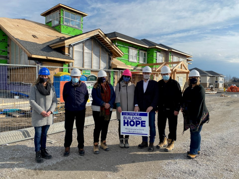 2020-11-20 Building Hope donation