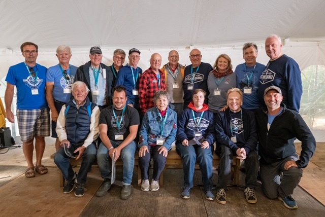 YMCA Camp Kitchikewana Wall of Distinction Honourees 2019