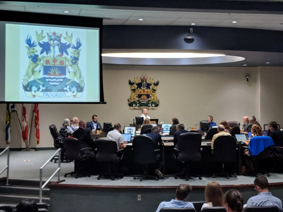 2019-07-16 city council committee in chamber