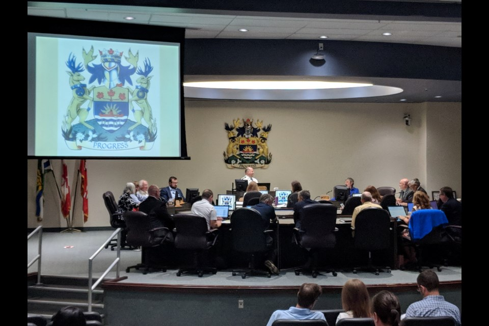 Orillia's council committee met this week. During this meeting, councillors agreed to petition the MTO to add concrete barriers to the new bridge over Highway 11 to separate pedestrians from vehicular traffic. Dave Dawson/OrilliaMatters