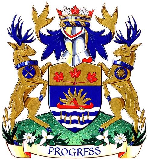 2020-01-11 Orillia coat of arms