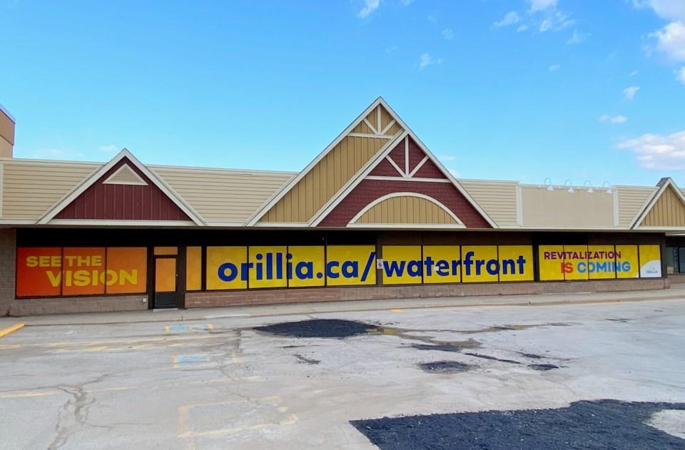 2021-03-14 Orillia waterfront redevelopment 1
