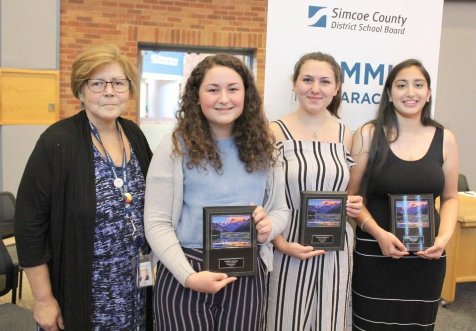 2018-06-20 SCDSB student trustees