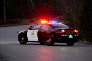 Elliot Lake resident faces careless driving charges after clipping a transport