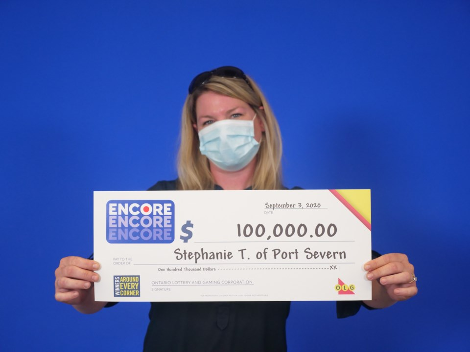 Encore (Lotto Max)_July 28, 2020_$100,000.00_Stephanie Thompson of Port Severn