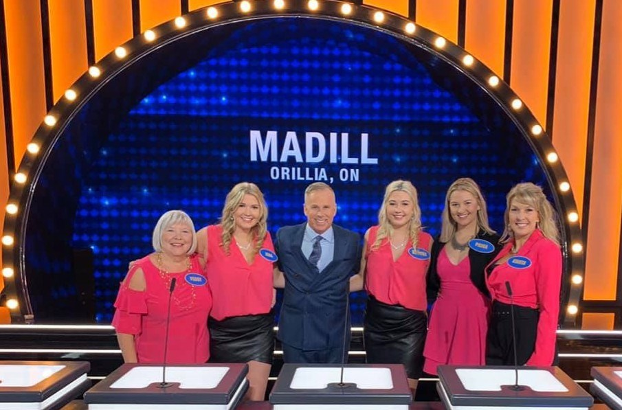madill family on family feud