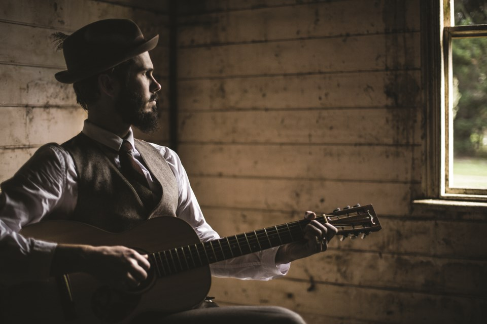 Nigel Wearne will be playing at the Midland Cultural Centre on Friday night.