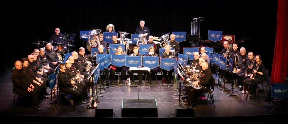 Orillia Silver Band credit Orillia Silver Band