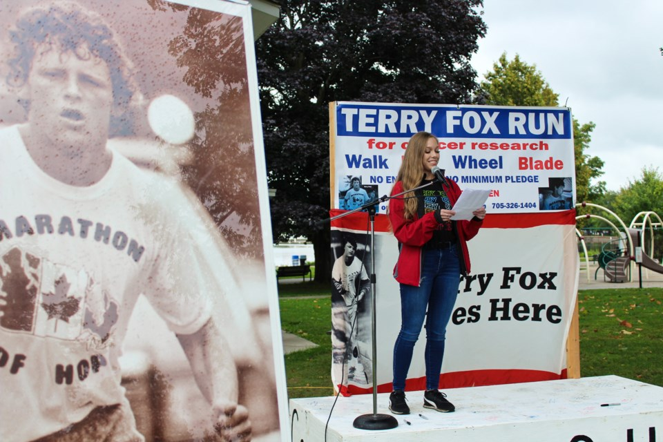 2019-09-15 Orillia Terry Fox Run 7