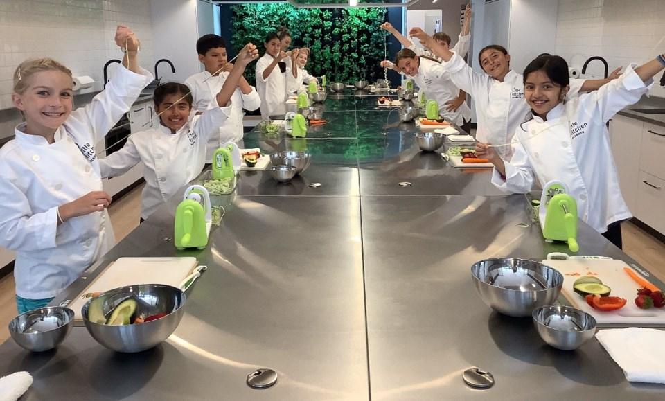 little kitchen academy cne