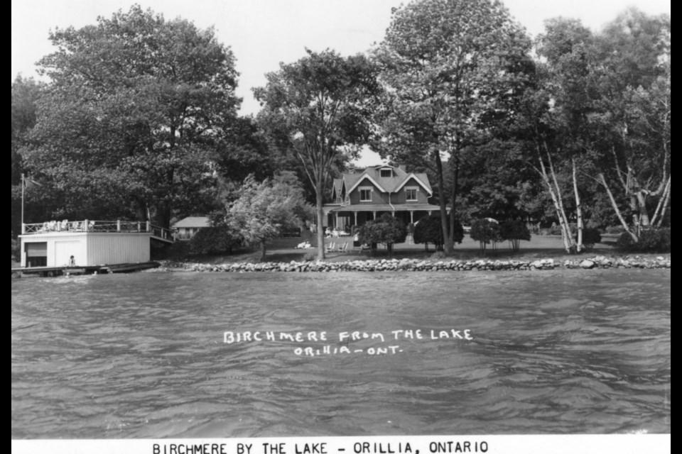 Birchmere circa 1950