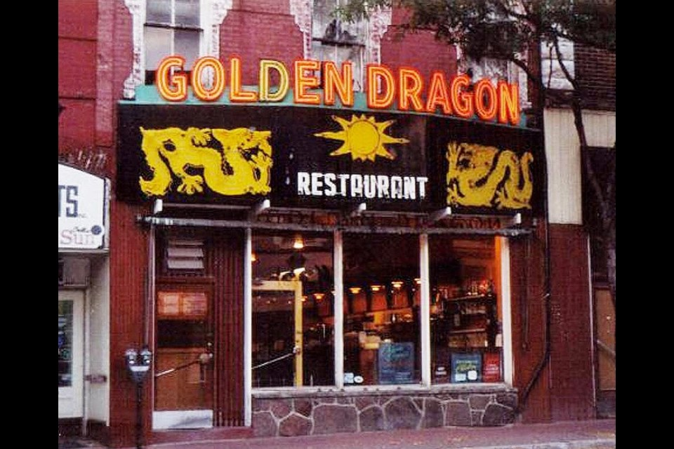 what are the years of the golden dragon