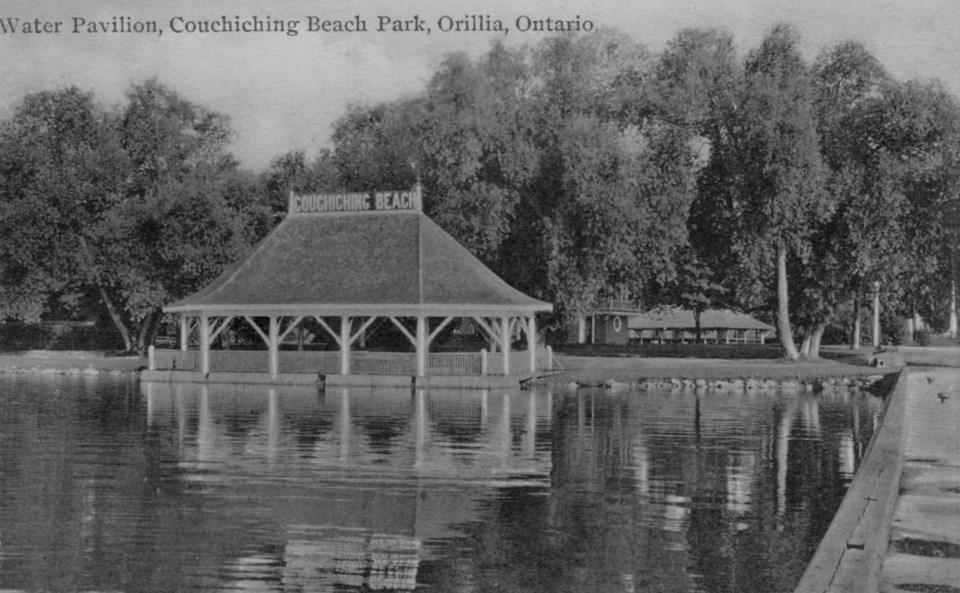 63 Water Pavilion postcard May 25