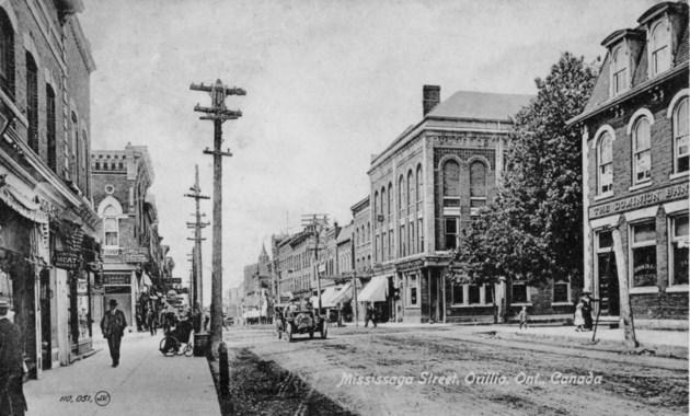 74 Mississaga Street c1910 - Edited