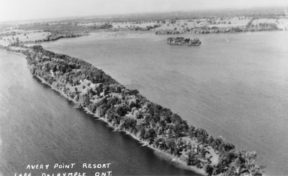 87 Avery Point -